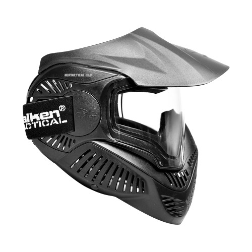 MI-7 PAINTBALL MASK BLACK for $36.99 at MiR Tactical