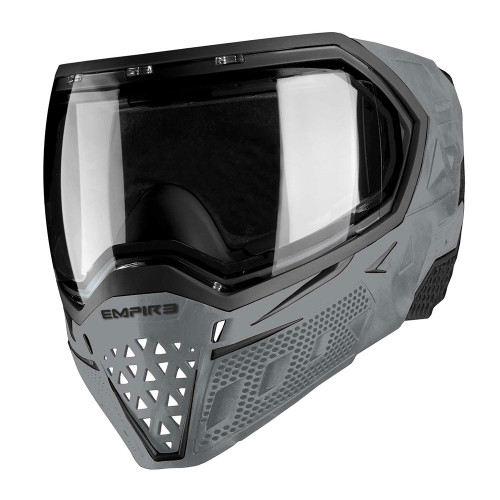 EMPIRE EVS THERMAL PAINTBALL MASK GOGGLE CLEAR LENS BLACK for $149.95 at MiR Tactical