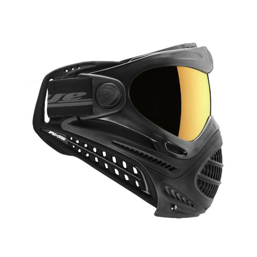 DYE AXIS PRO PAINTBALL MASK BLACK for $99.95 at MiR Tactical