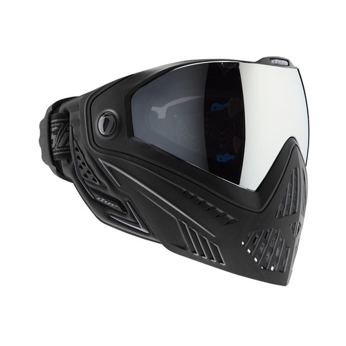 DYE I5 PAINTBALL MASK ONYX BLACK GRAY