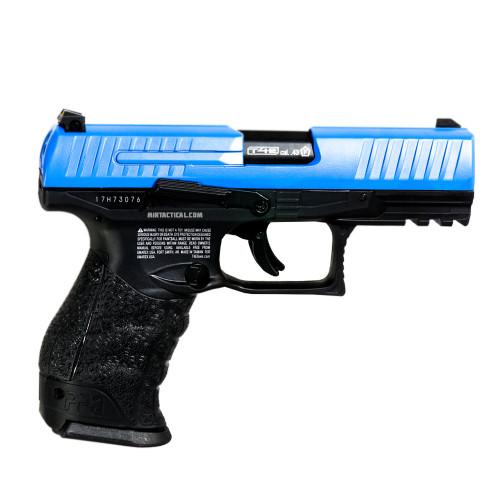 T4E WALTHER PPQ M2 LE BLUE TRAINING 0.43 PAINTBALL MARKER for $199.95 at MiR Tactical