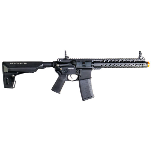 KWA VM4 RONIN 10 AIRSOFT SBR AEG - BLACK for $338.95 at MiR Tactical