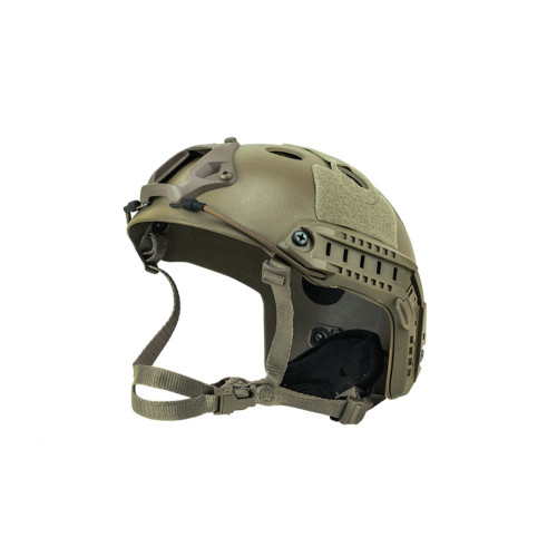 PJ STYLE AIRSOFT HELMET V3 TAN for $39.99 at MiR Tactical