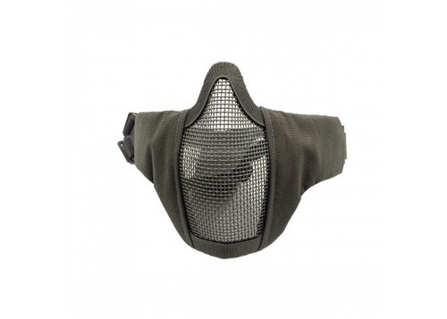 V3 STRIKE METAL MESH FACE MASK BLACK for $19.99 at MiR Tactical