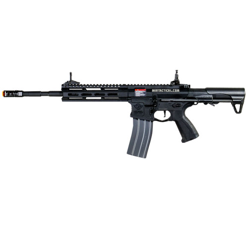 G&G CM16 RAIDER-L 2.0E AIRSOFT RIFLE AEG - BLACK