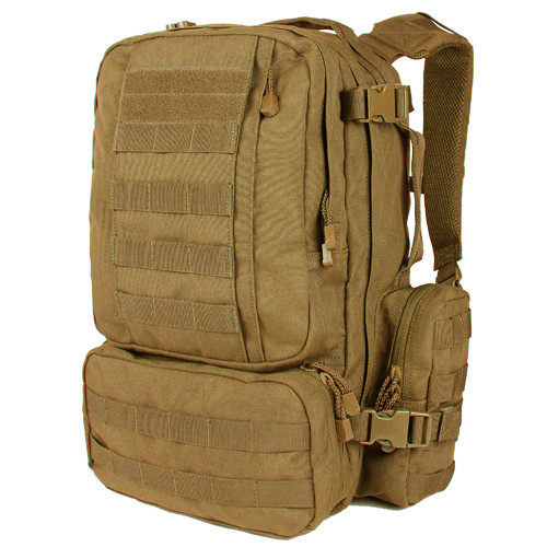 CONVOY PACK COYOTE BROWN