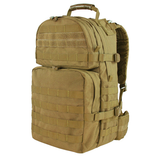 MEDIUM ASSAULT PACK COYOTE