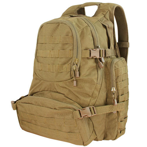 URBAN GO PACK COYOTE for $69.99 at MiR Tactical