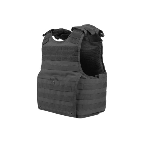 EXO PLATE CARRIER GEN II BLACK S / M for $79.99 at MiR Tactical