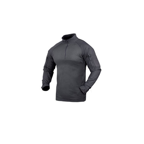COMBAT SHIRT GRAPHITE LARGE