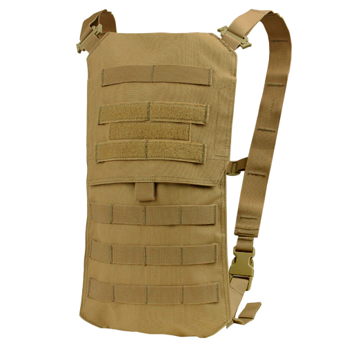 OASIS HYDRATION CARRIER COYOTE for $34.99 at MiR Tactical