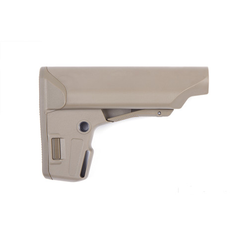 ENHANCED POLYMER STOCK EPS TAN for $44.95 at MiR Tactical