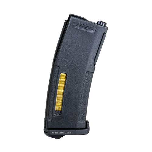 PTS EPM (ENHANCED POLYMER MAGAZINE) FOR TOKYO MARUI RECOIL SHOCK 30/120 ROUND MID CAPACITY M4/SCAR AIRSOFT MAGAZINE - BLACK for $24.99 at MiR Tactical