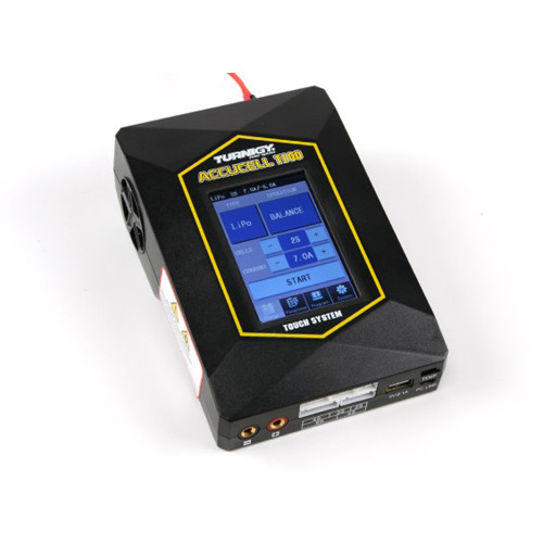 T100 TOUCH SCREEN BATTER SMART CHARGER LIPO / NIHM / LIFE for $79.99 at MiR Tactical