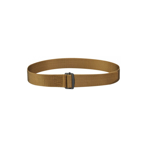TACTICAL BELT W/ METAL BUCKLE TAN X-LARGE
