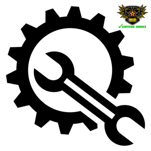 GAS / CO2 AIRSOFT GUN MAINTENANCE SERVICE