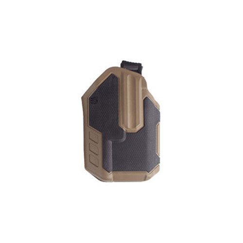 OMNIVORE LEVEL 2 LT HAND HOLSTER BLK TAN
