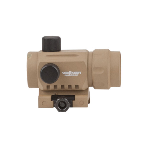 V TACTICAL MINI RED DOT SIGHT TAN RDA20