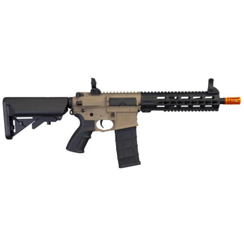 TIPPMANN COMMANDO 10.5' M4 AIRSOFT SBR AEG - FDE for $154.95 at MiR Tactical