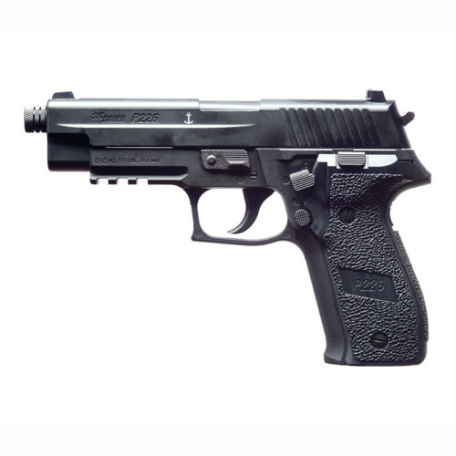 SIG P226 AIRGUN .177 CO2 16RD BLACK for $119.95 at MiR Tactical