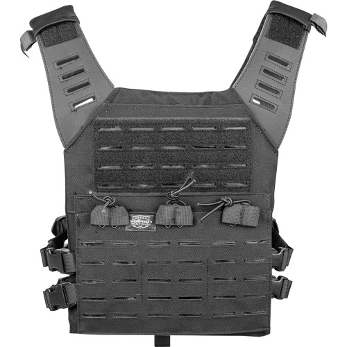 JPC STYLE LC PLATE CARRIER BLACK for $54.99 at MiR Tactical