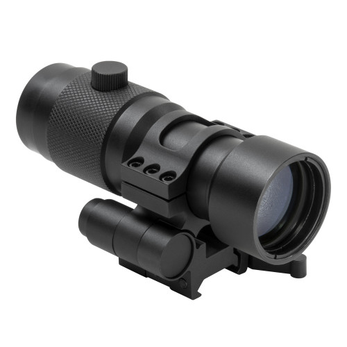 3X MAGNIFIER W/ 30MM FLIP TO SIDE MOUNT for $54.99 at MiR Tactical