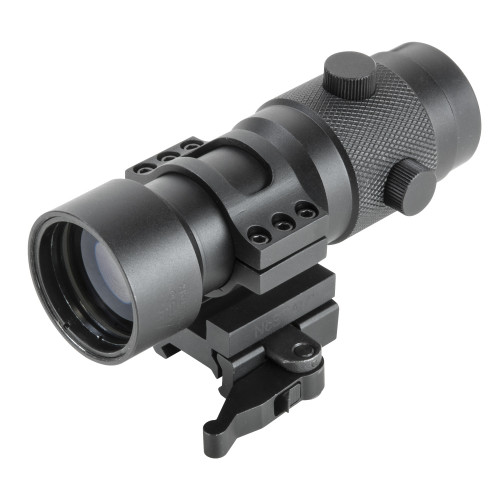 3X MAGNIFIER W/ 30MM FLIP TO SIDE MOUNT