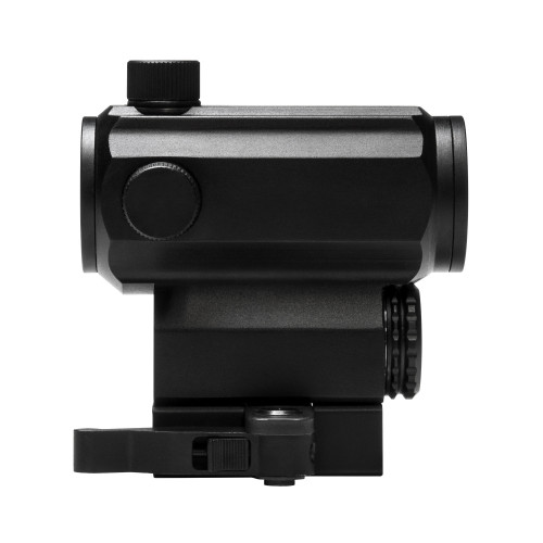 MICRO RED/BLUE DOT SIGHT BLACK