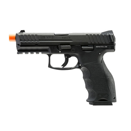 ELITE FORCE H&K VP9 CO2 GAS BLOWBACK AIRSOFT PISTOL - BLACK for $89.95 at MiR Tactical