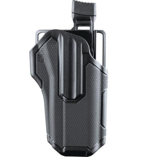 OMNIVORE LEVEL 2 RT HAND HOLSTER GRAY BLACK for $59.99 at MiR Tactical