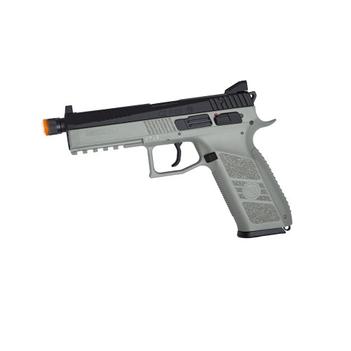 ASG CZ P-09 GREEN GAS BLOWBACK AIRSOFT PISTOL - UG for $139.99 at MiR Tactical
