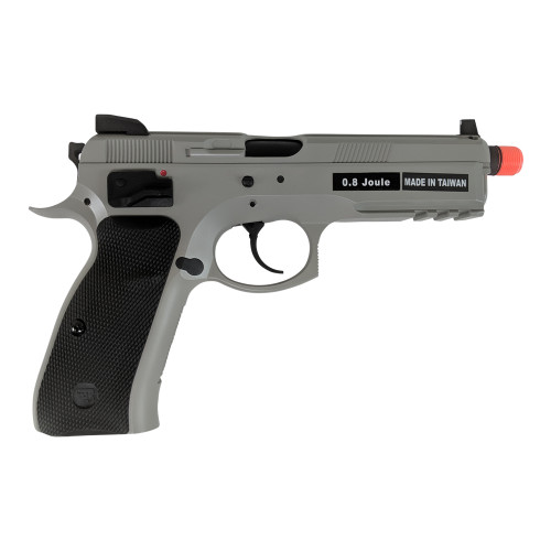 ASG CZ SP-01 SHADOW GREEN GAS BLOWBACK AIRSOFT PISTOL - UG for $149.99 at MiR Tactical