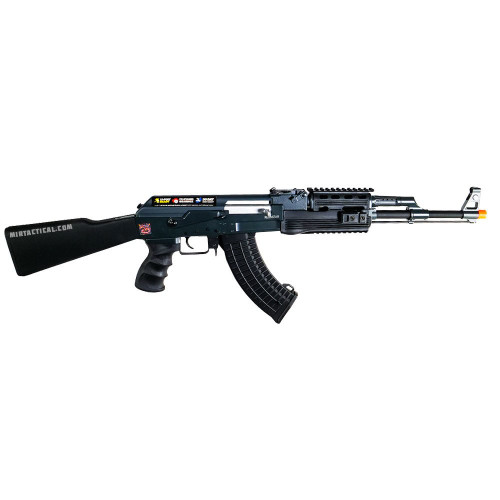 RED STAR 47 RIS AIRSOFT AIRSOFT RIFLE BLACK