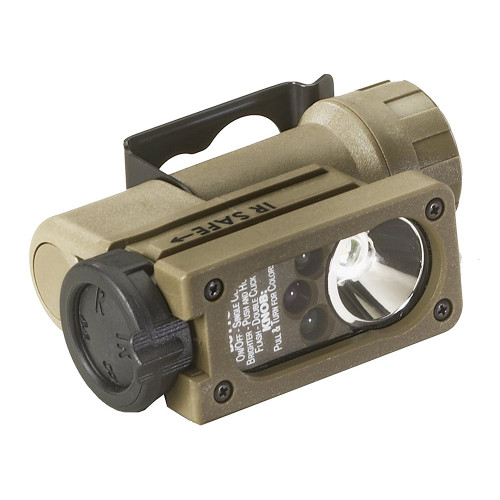SIDEWINDER COMPACT HELMET LIGHT SYSTEM COYOTE for $119.99 at MiR Tactical
