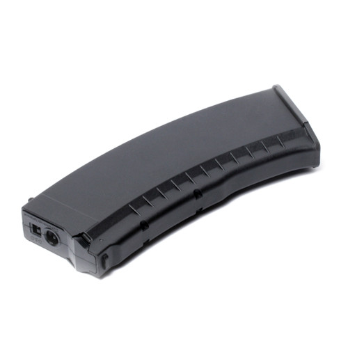 G&G 120 ROUND MID CAPACITY AK-74 AIRSOFT MAGAZINE - BLACK for $14.99 at MiR Tactical