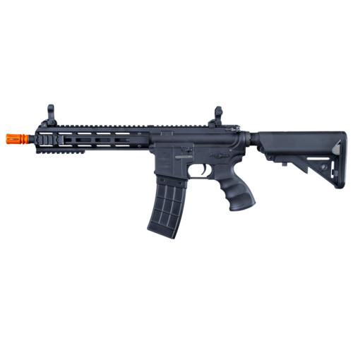 "RECON AIRSOFT RIFLE AEG CQB 9"" M-LOK BLACK"