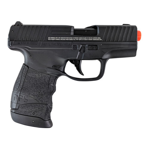 ELITE FORCE WALTHER PPS M2 CO2 GAS BLOWBACK AIRSOFT PISTOL - BLACK