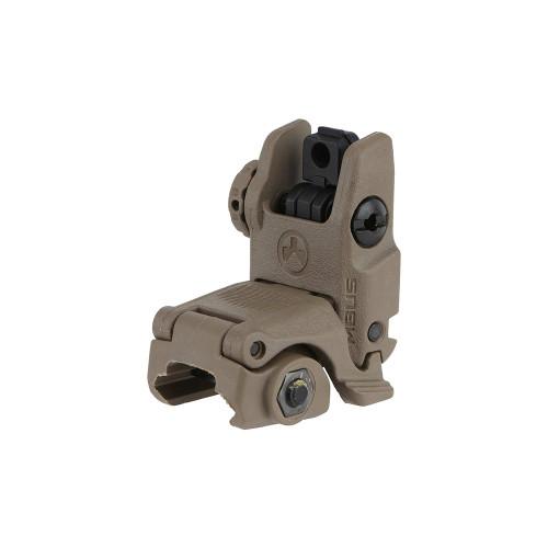 MAGPUL MBUS REAR FLIP SIGHT GEN 2 FDE for $59.99 at MiR Tactical