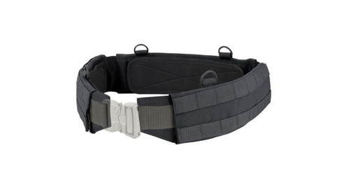BATTLE BELT SLIM STYLE BLACK MEDIUM for $24.95 at MiR Tactical