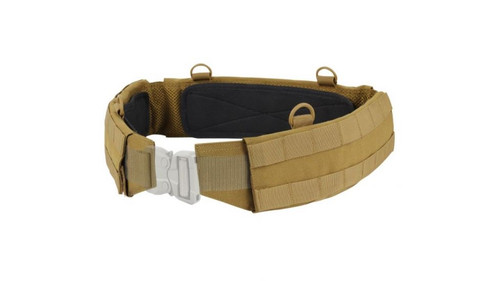 BATTLE BELT SLIM STYLE COYOTE LARGE for $24.95 at MiR Tactical