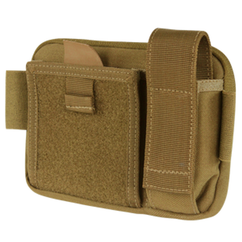 ANNEX ADMIN POUCH COYOTE for $17.95 at MiR Tactical