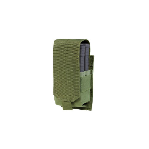 M14 STYLE SINGLE MAG POUCH GEN II OD for $10.95 at MiR Tactical
