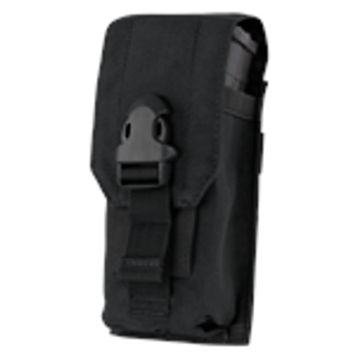 UNIVERSAL MAG POUCH BLACK