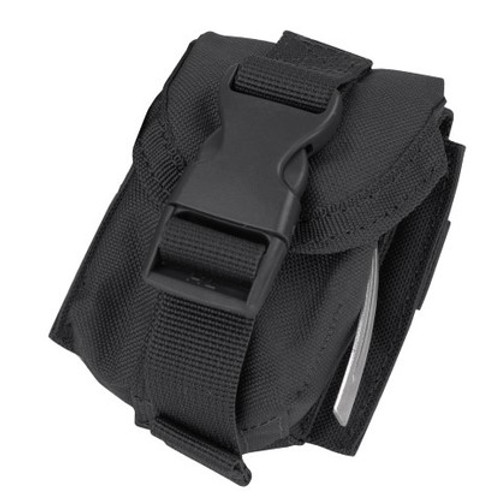 FRAG POUCH BLACK for $7.95 at MiR Tactical