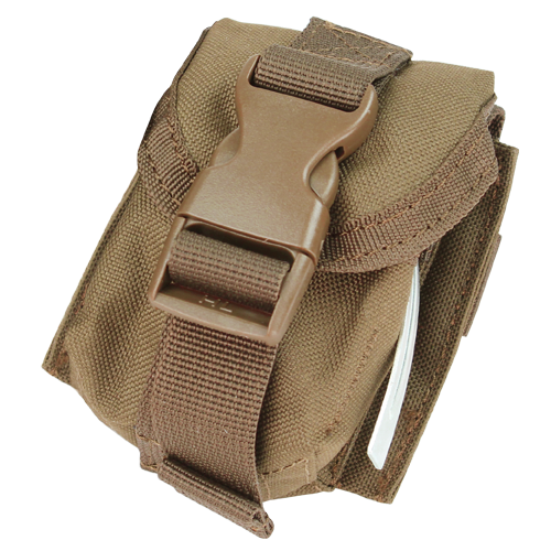 FRAG POUCH COYOTE for $7.95 at MiR Tactical