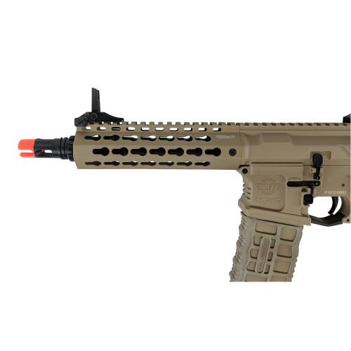 G&G CM16 SRS M4 AIRSOFT SBR AEG FDE