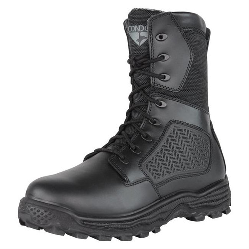 MURPHY ZIP TACTICAL 8' BOOT BLACK for $89.95 at MiR Tactical