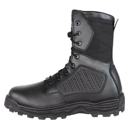 MURPHY ZIP TACTICAL 8' BOOT BLACK
