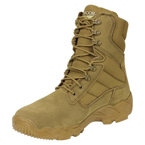 GORDON COMBAT 8 ' BOOT COYOTE AR 670-1 for $95.95 at MiR Tactical