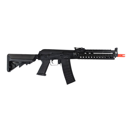 ECHO1 REDSTAR OPERATOR COMBAT AK-74 AIRSOFT CARBINE AEG - BLACK for $219.99 at MiR Tactical